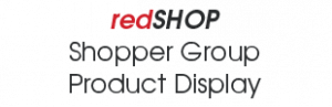 Shopper Group Product display