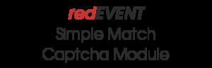 Simple math captcha module